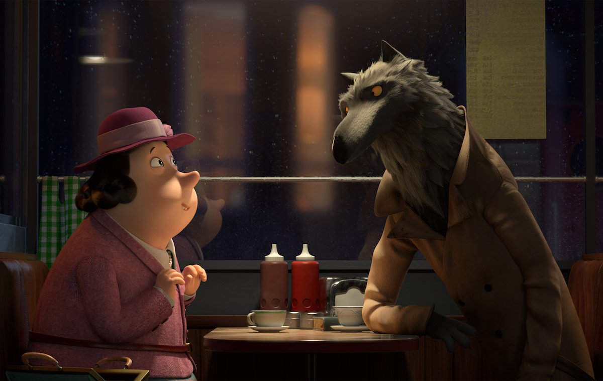 REVOLTING RHYMES (ONCE UPON A TIME ... TO ROALD DAHL)
