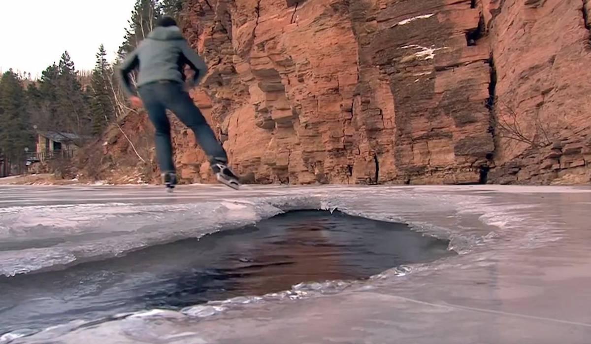 Black Hills Canyon Skating