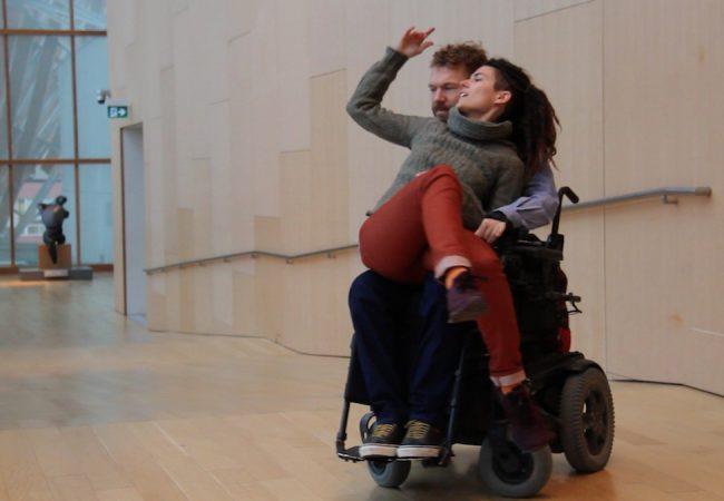 Contact Dance Every Body by Olya Glotka