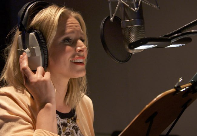 "Watch: Kristen Bell Premieres Music Video for ""Tell Me How Long"" from CHASING CORAL"