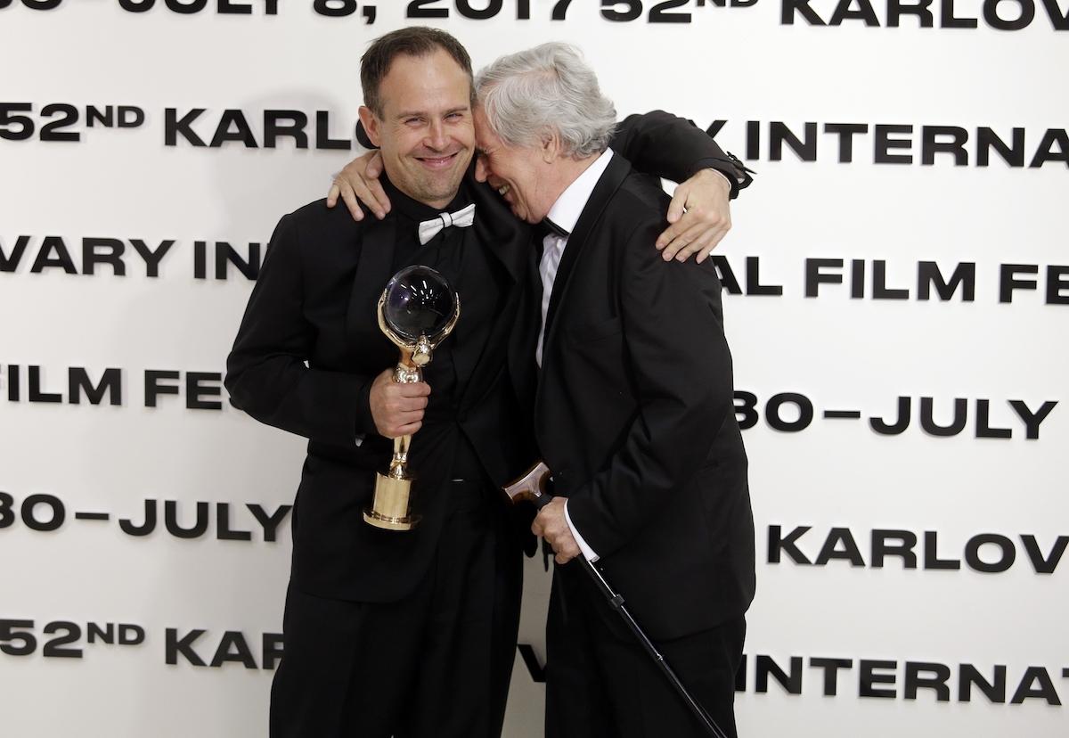 Director Václav Kadrnka, photo credit: Jan Handrejch