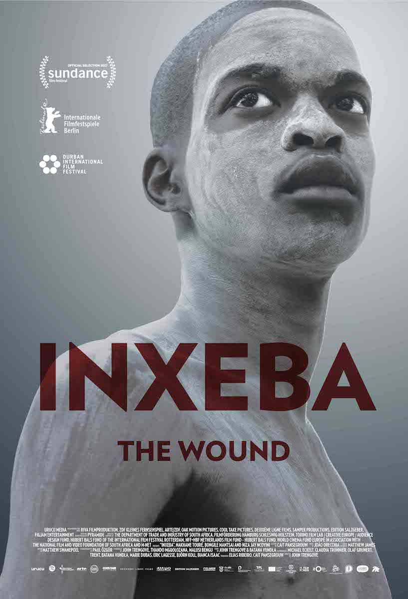 The Wound (Inxeba) Poster