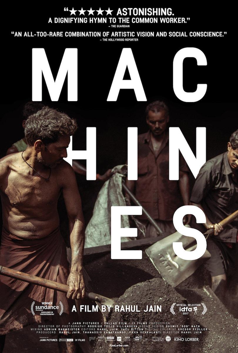 MACHINES Movie Poster Rahul Jain