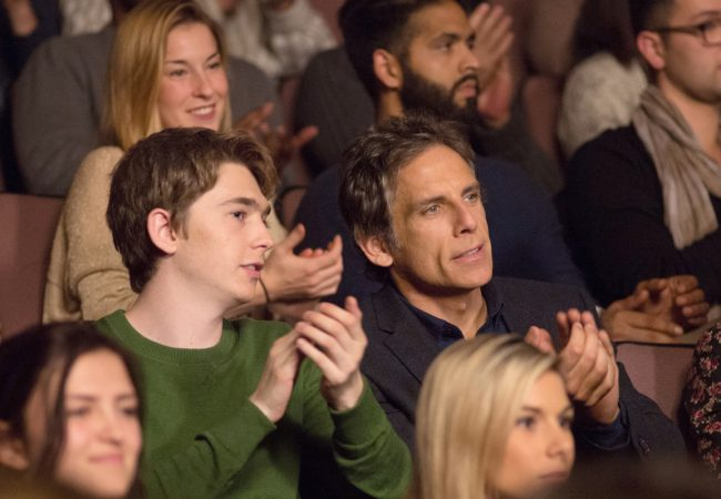 VIDEO: Watch Official Trailer for BRAD'S STATUS Starring Ben Stiller