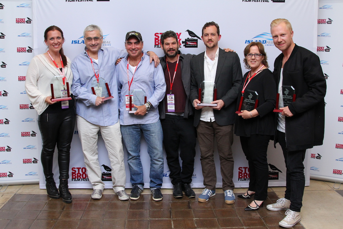2017 Stony Brook Film Festival winners