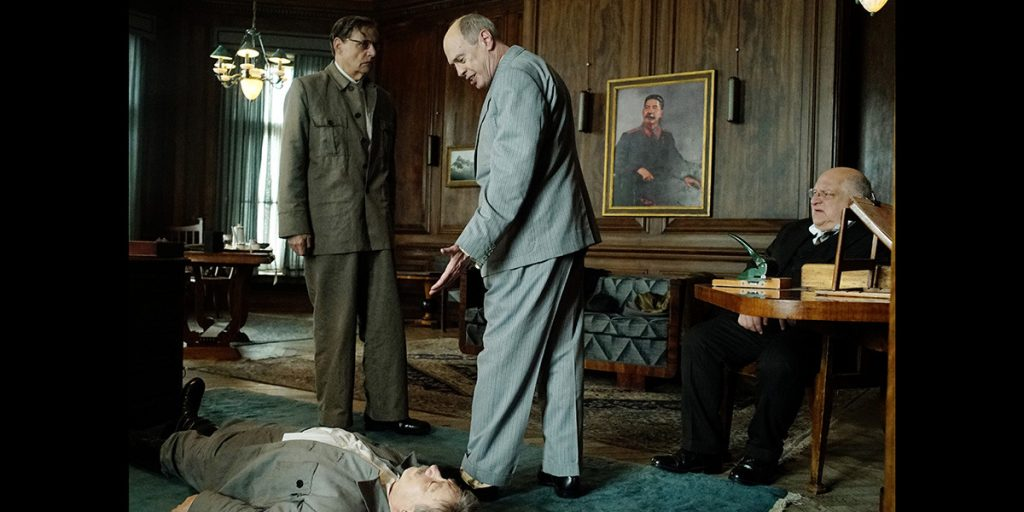 The Death of Stalin Directed by Armando Iannucci
