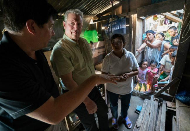 Former Vice President Al Gore to Present AN INCONVENIENT SEQUEL: TRUTH TO POWER at Zurich Film Festival