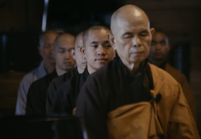 WALK WITH ME a Journey into World of Mindfulness of Zen Buddhist Master Thich Nhat Hanh | Trailer