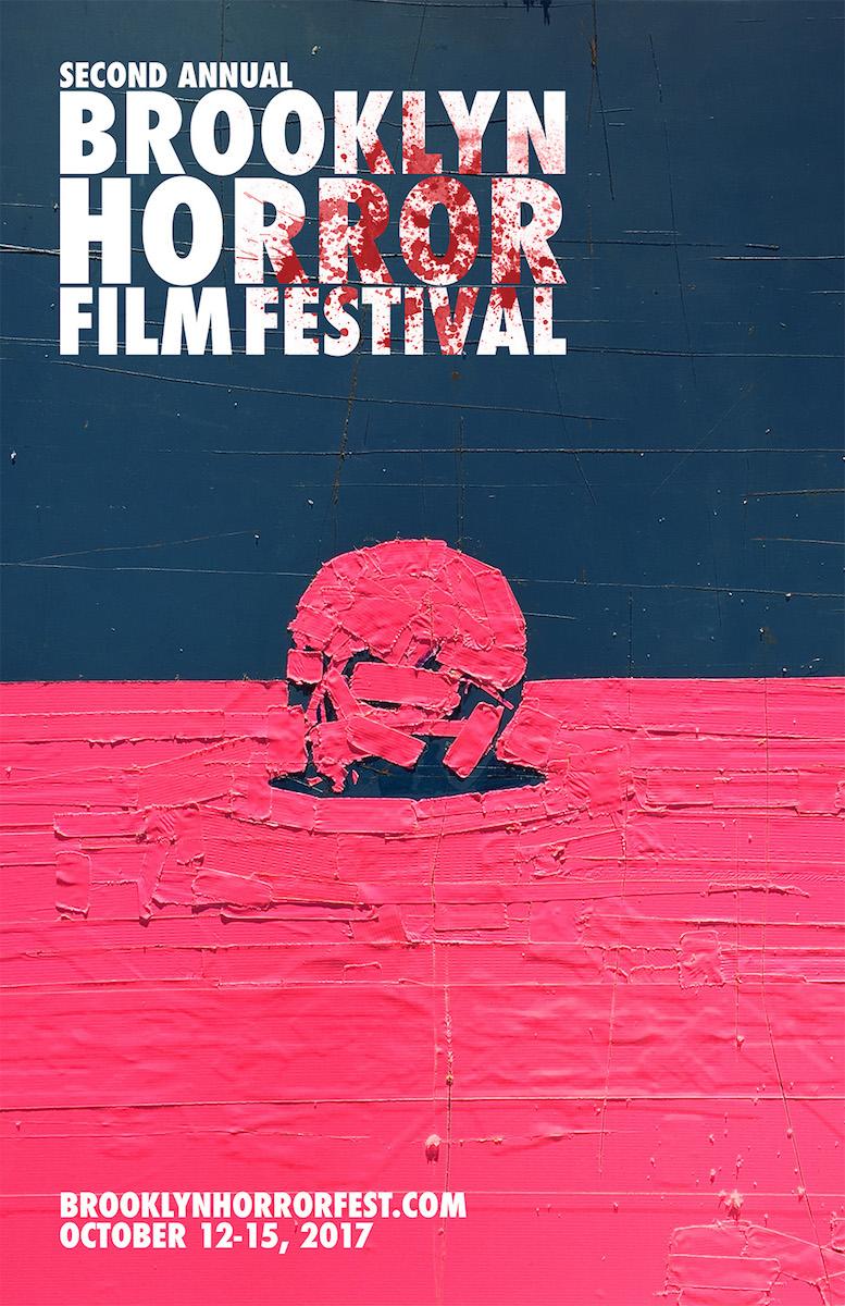 2017 Brooklyn Horror Film Festival Poste