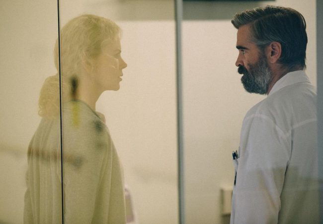 VIDEO: Watch First Trailer for THE KILLING OF A SACRED DEER Starring Colin Farrell and Nicole Kidman