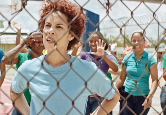 VIDEO: Watch Love Blossom in Prison in Trailer for Dominican Republic Film WOODPECKERS (CARPINTEROS)