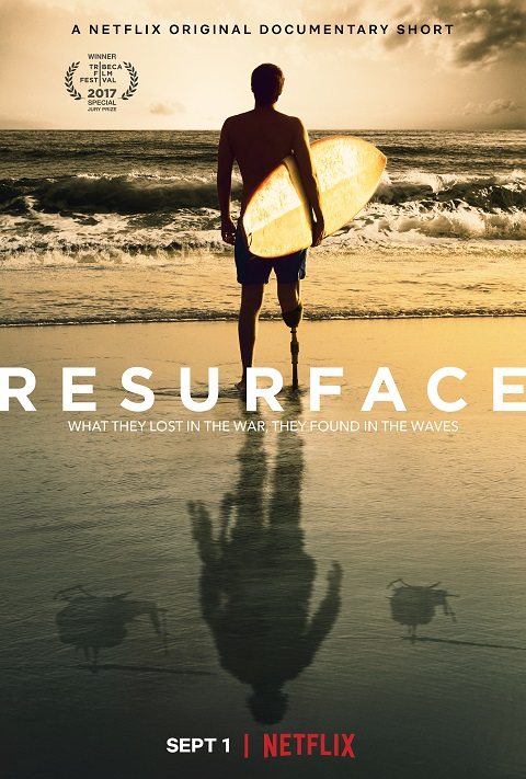 resurface movie poster