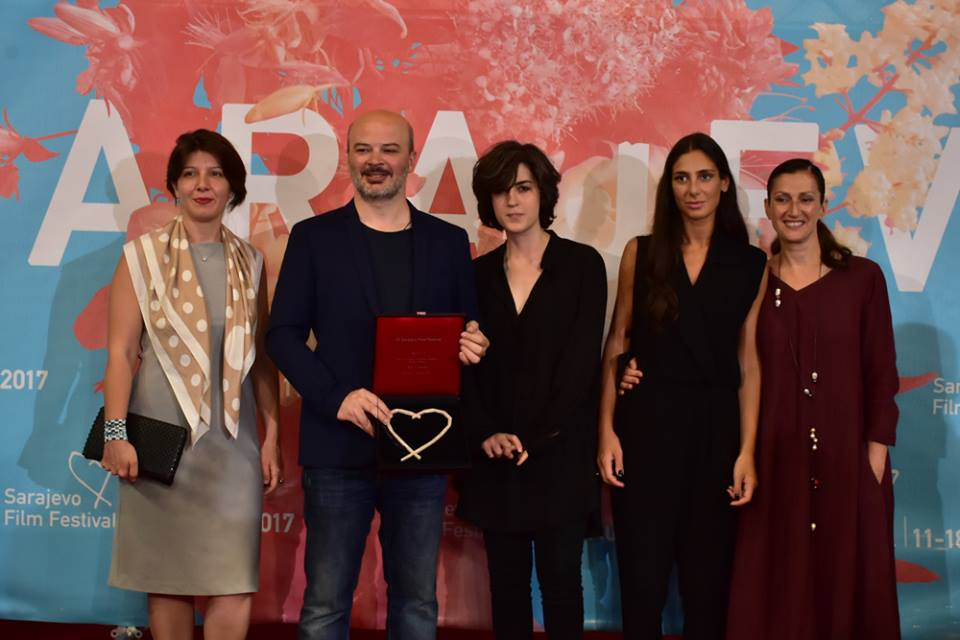HEART OF SARAJEVO FOR BEST FEATURE FILM SCARY MOTHER, 2017 SARAJEVO FILM FESTIVAL