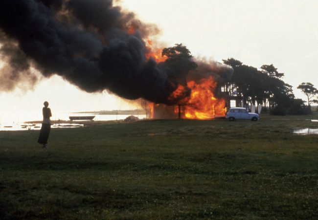 Andrei Tarkovsky's The Sacrifice
