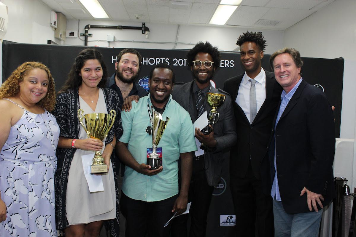 2017 HollyShorts Film Festival award winners