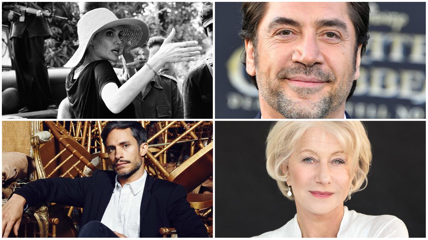 2017 TORONTO INTERNATIONAL FILM FESTIVAL'S IN CONVERSATION WITH Angelina Jolie, Javier Bardem, Helen Mirren and Gael García Bernal
