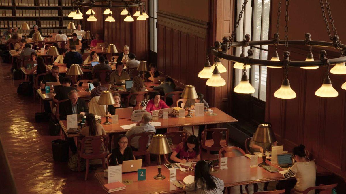 Ex Libris - New York Public Library