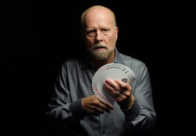 DEALT, Documentary on 62 Year Old Blind Card Magician Richard Turner, Gets Release Date
