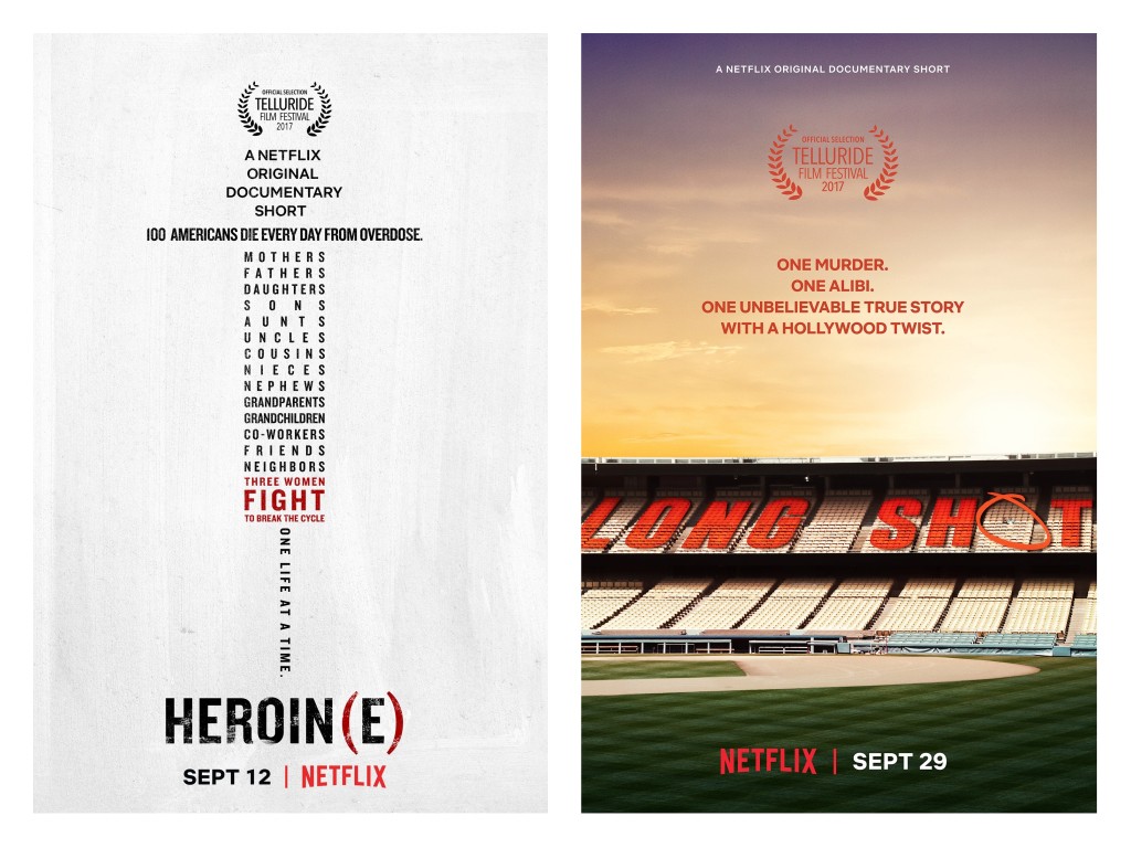 Heroin(e) and The Long Shot