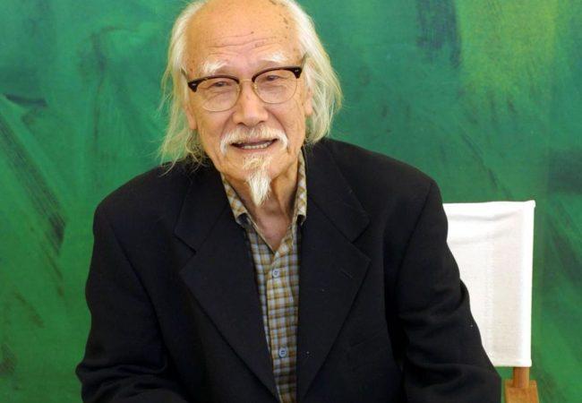 Late Japanese Film Director Suzuki Seijun is Busan International Film Festival Asian Filmmaker of the Year