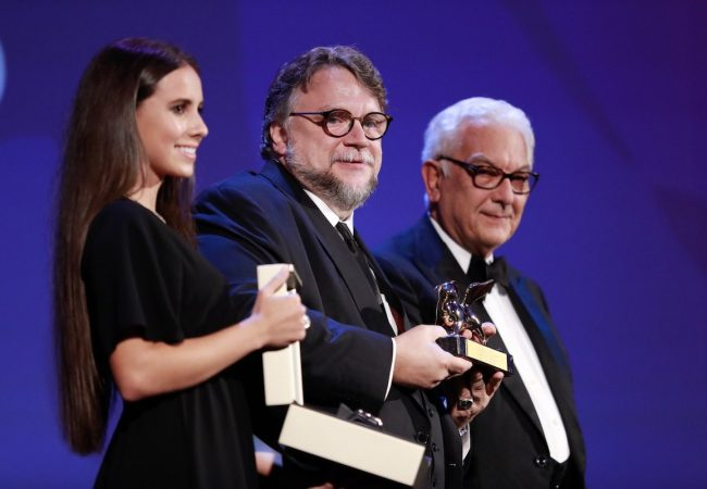 Guillermo del Toro's THE SHAPE OF WATER Wins Golden Lion at Venice International Film Festival