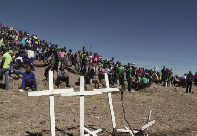 BLACK LIVES MATTER Documentary Tackles South African Miners Working Conditions | Trailer