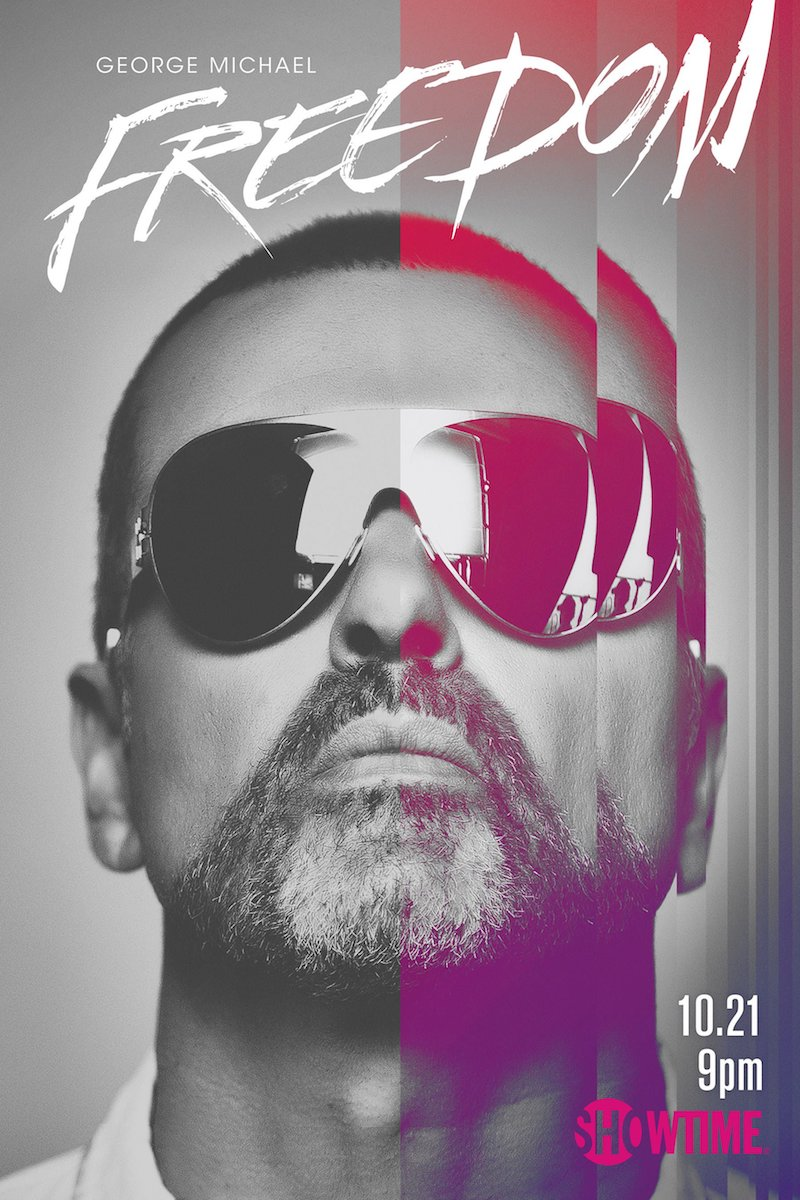 """Showtime documentary """"George Michael: Freedom."""""""