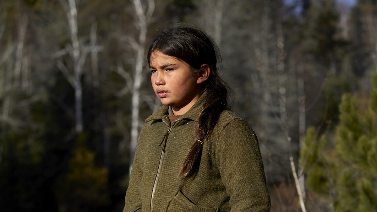 INDIAN HORSE, directed by Stephen Campanelli