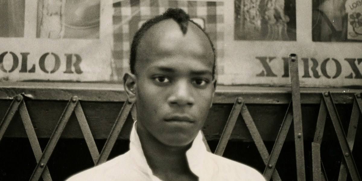 BOOM FOR REAL The Late Teenage Years of Jean-Michel Basquiat