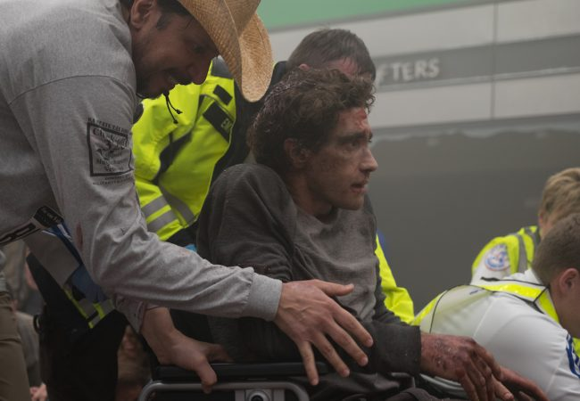STRONGER, Starring Jake Gyllenhaal as Boston Marathon Bombing Hero, to Screen at Rome Film Fest