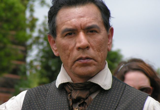 Santa Fe Independent Film Festival will Host a Tribute to Actor Wes Studi + Premiere of HOSTILES