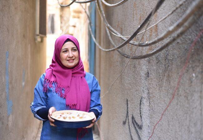 Mariam Shaar in SOUFRA