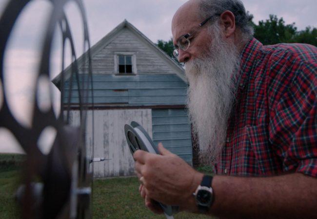 SAVING BRINTON, Documentary on Discovery of Cinematic Treasures of Barnstorming Movie Man   Trailer