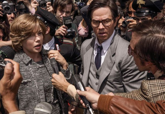 Ridley Scott's ALL THE MONEY IN THE WORLD Starring Mark Wahlberg and Michelle Williams to Close AFI FEST 2017