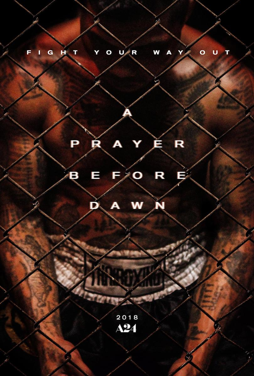 A Prayer Before Dawn Poster