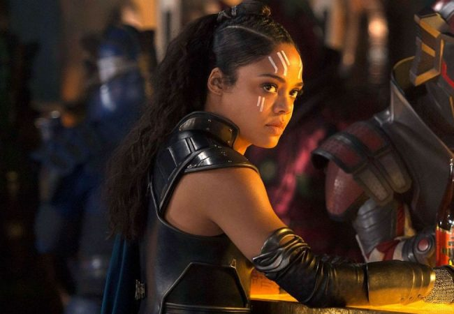Tessa Thompson in Thor: Ragnarok (2017)