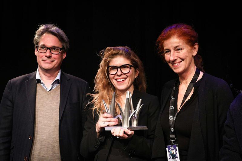 Anna Jadowska, Wild Roses, Stockholm Impact Award