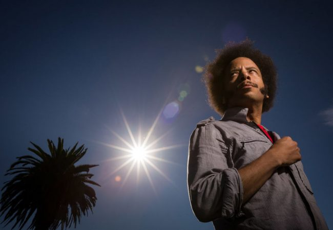 Boots Riley - director of 'Sorry to Bother You'