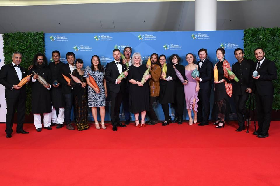 2017 Asia Pacific Screen Awards Winners