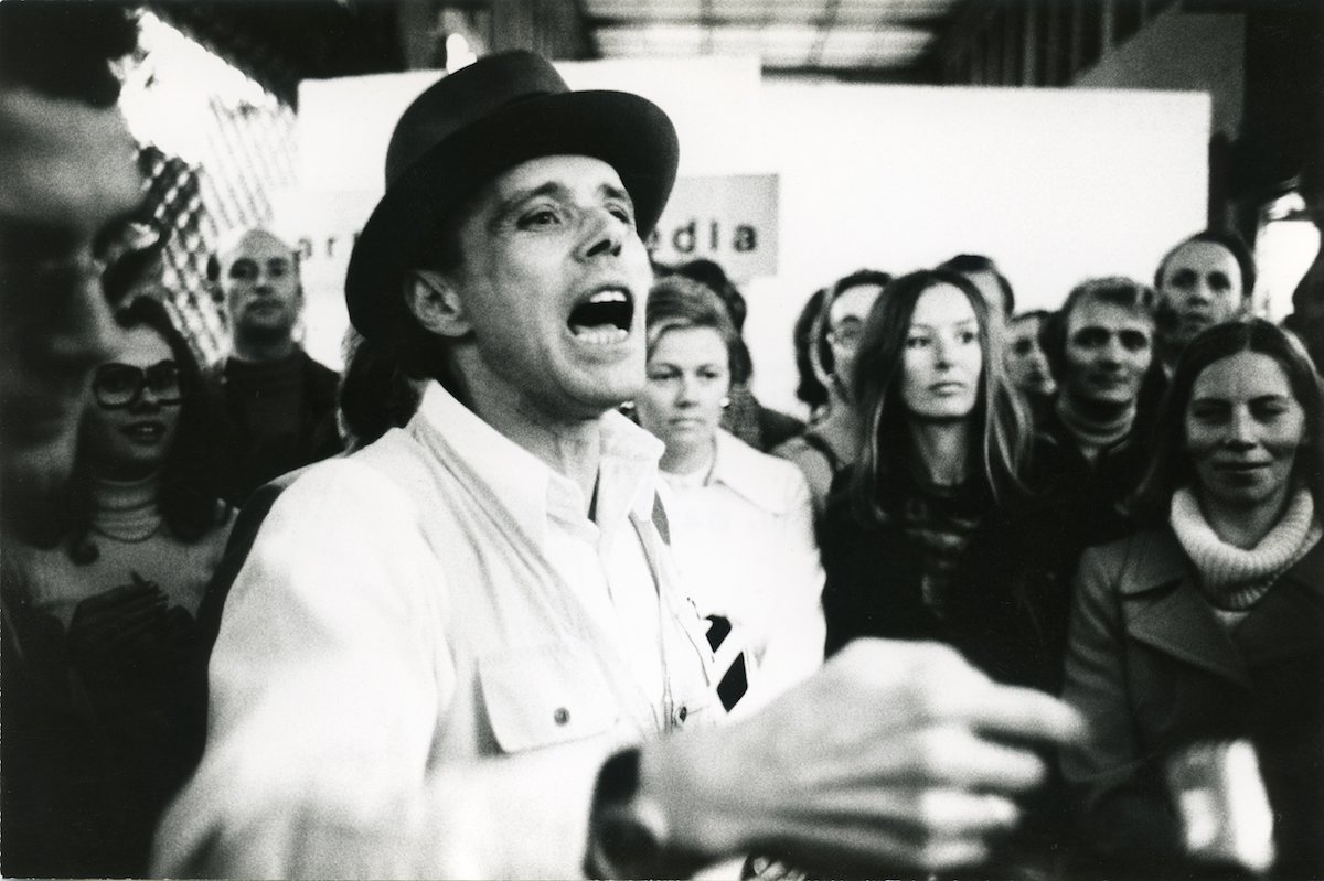 BEUYS, Joseph Beuys documentary