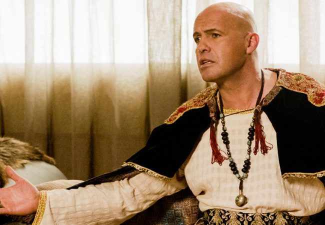 VIDEO: Watch Action-Packed Biblical Epic SAMSON Trailer Starring Billy Zane, Taylor James