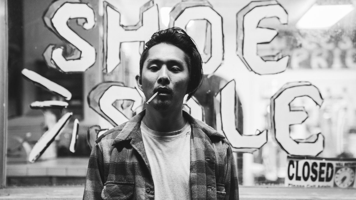 Justin Chon, director of Gook