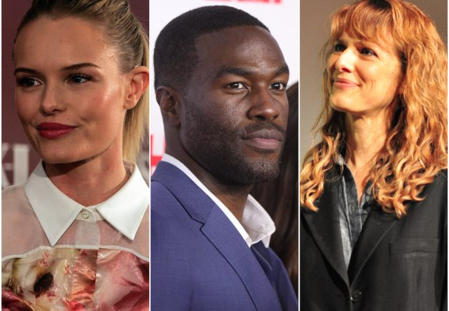 Kate Bosworth, Yahya Abdul-Mateen II and Lynn Shelton