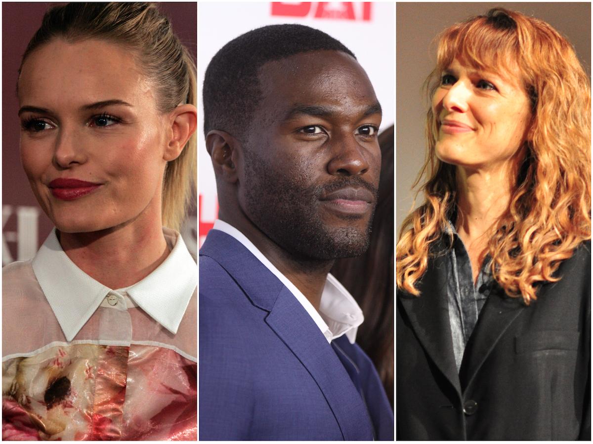 Kate Bosworth, Yahya Abdul-Mateen II and Lynn Shelton
