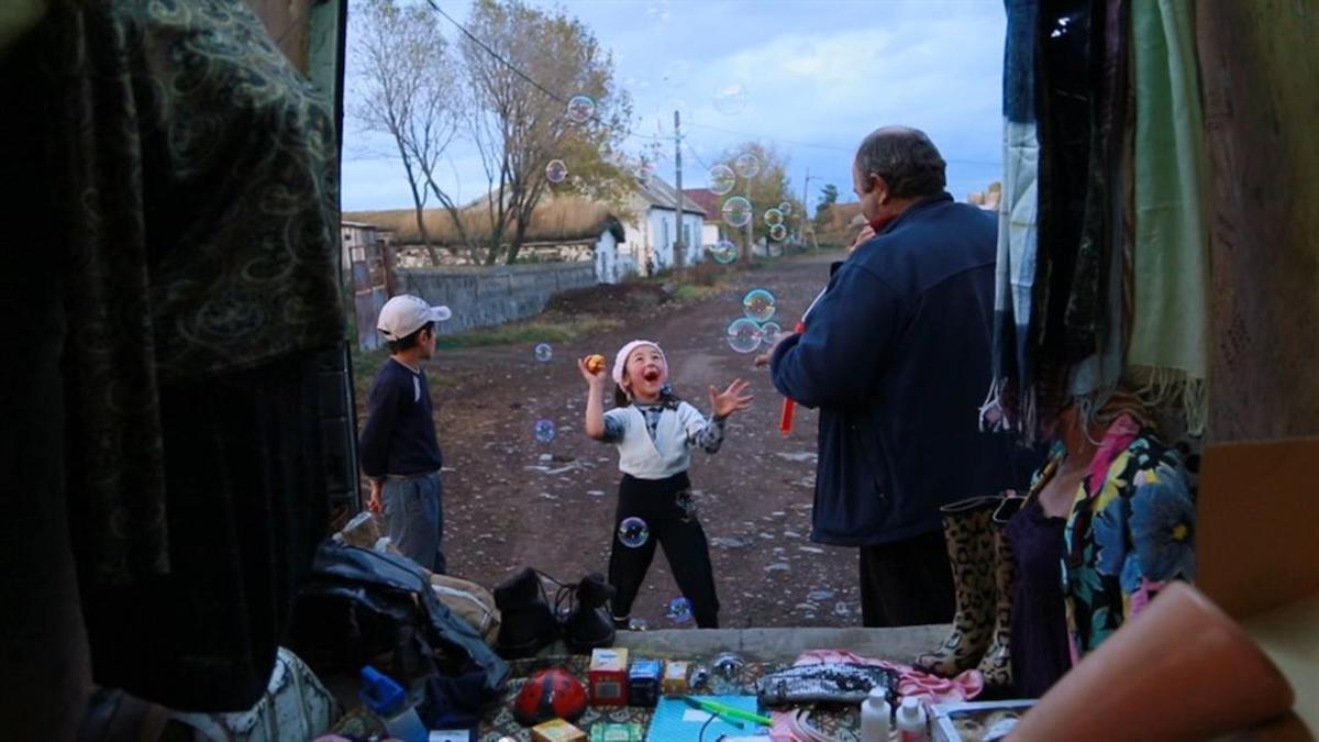 The Trader (Sovdagari) directed by Tamta Gabrichidze