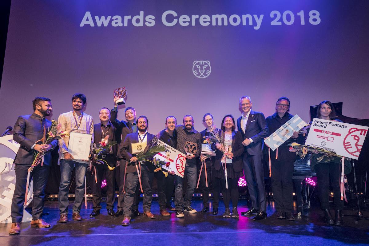 th International Film Festival Rotterdam Winners