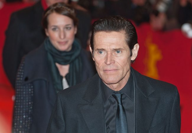 Actor Willem Dafoe Opening of the 64th Berlin International Film Festival at the Berlinale Palast