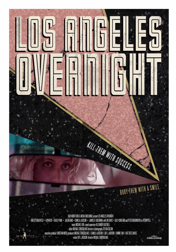 Los Angeles Overnight Movie Poster