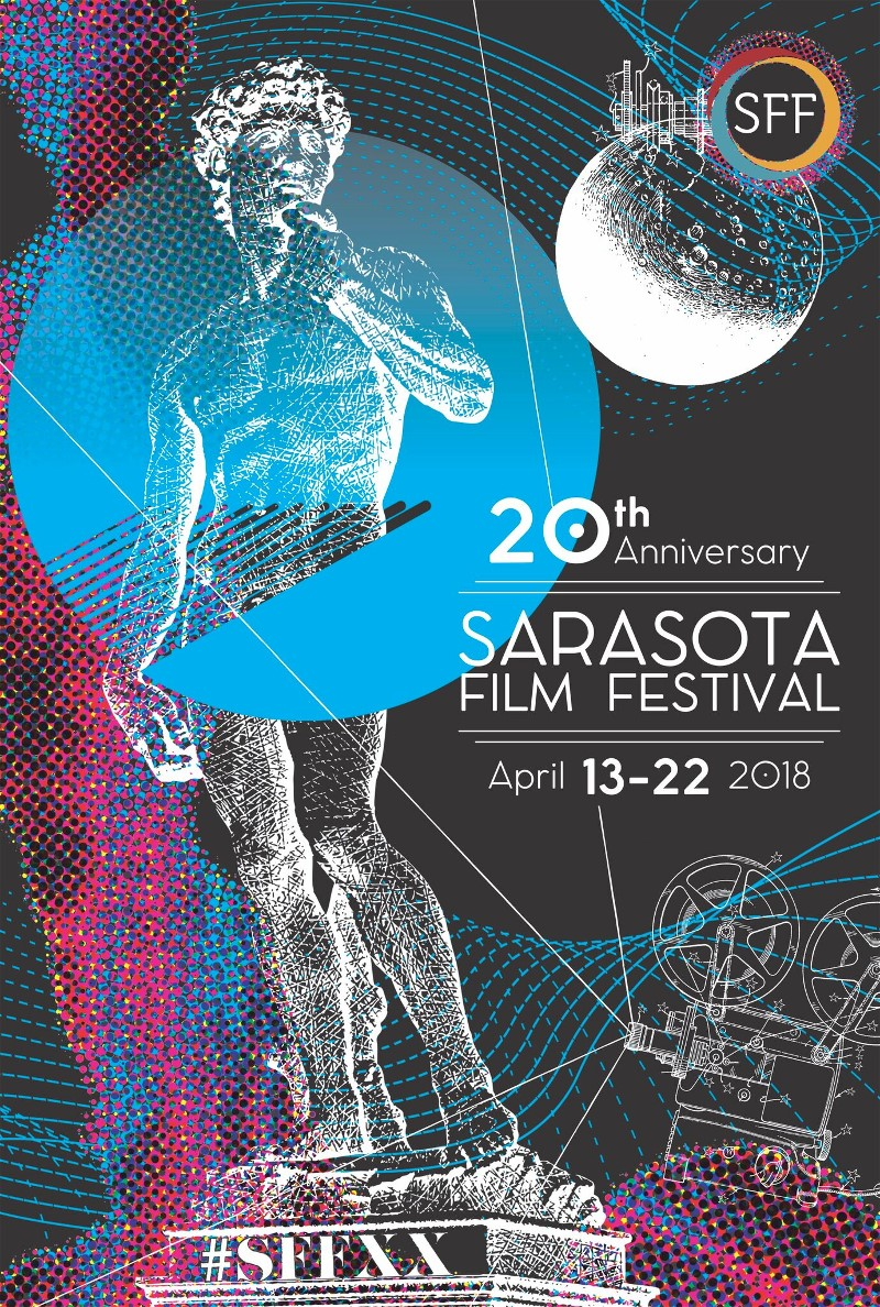 2018 Sarasota Film Festival Poster