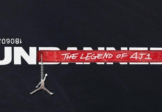 """Unbanned: The Legend of AJ1"" Tells True Story of the Original Air Jordan | Trailer"